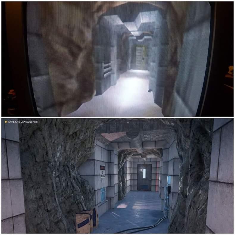 Alguien reconstruyó GoldenEye 007 en Far Cry 5 y