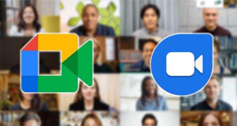 Qué Google Meet es lo mismo que Google Duo