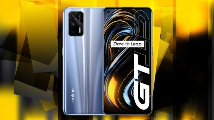 Realme GT podría ser el mejor de la línea con el Snapdragon 888 más barato de Europa