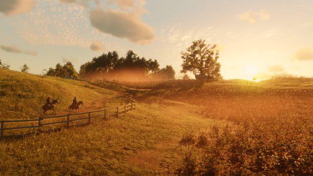 Red Dead Redemption 2 DLSS es compatible con NVIDIA RTX 2021