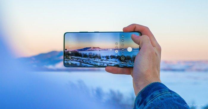 Video con Samsung Galaxy S21 Ultra