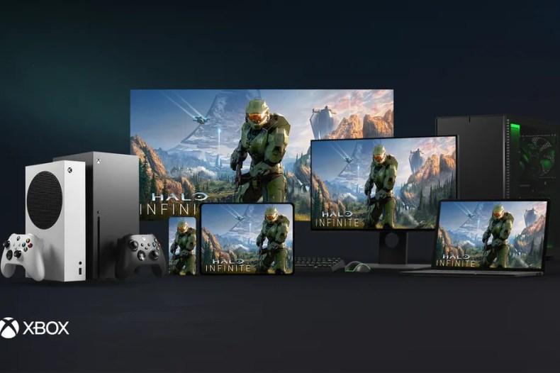 Halo Infinite en cualquier dispositivo