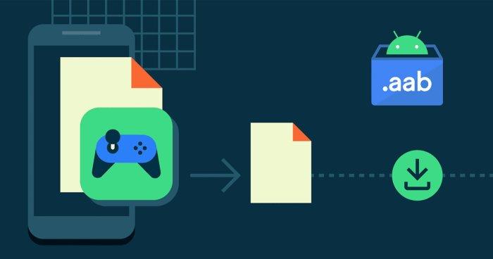 Paquetes de aplicaciones de Android