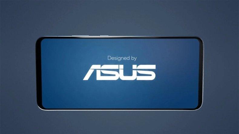 Pantalla del teléfono inteligente ASUS