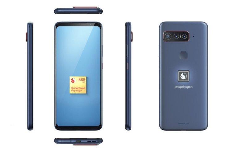 Diseño de teléfono Snapdragon Insider