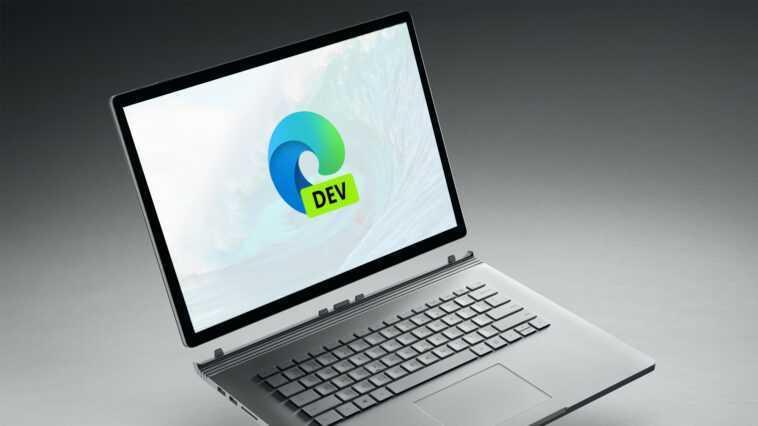 Microsoft Edge Dev se actualiza a la versión 93.0.933.1.