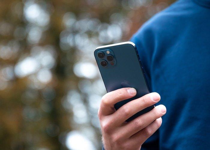 iPhone 12 Pro Azul