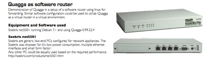 OSR_ONS_Quagga_Software