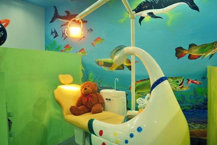 15 Consultrios de odontopediatria como voc nunca viu