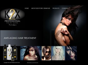 Beauty web site