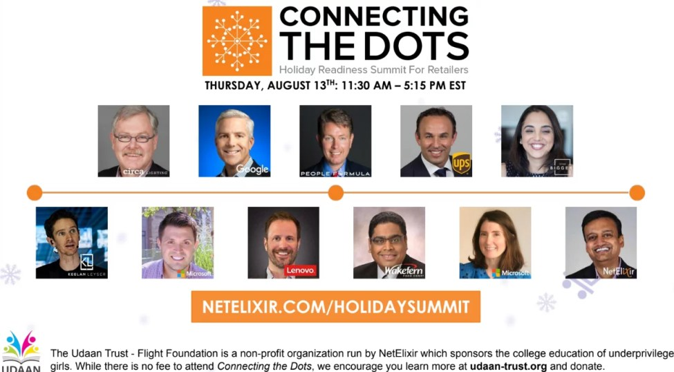 Holiday readiness summit for retailers
