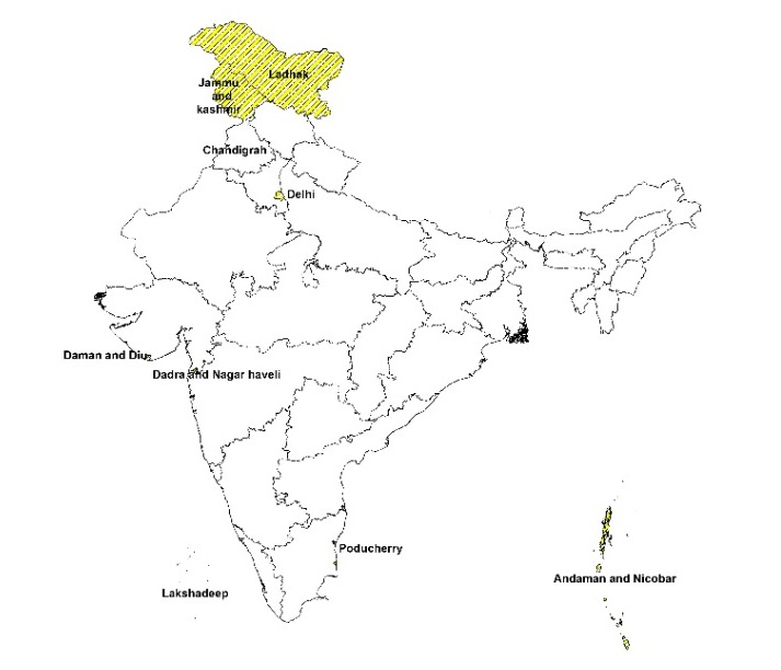 Class 9 Geography Map Work Chapter 1 Agriculture Map Skill