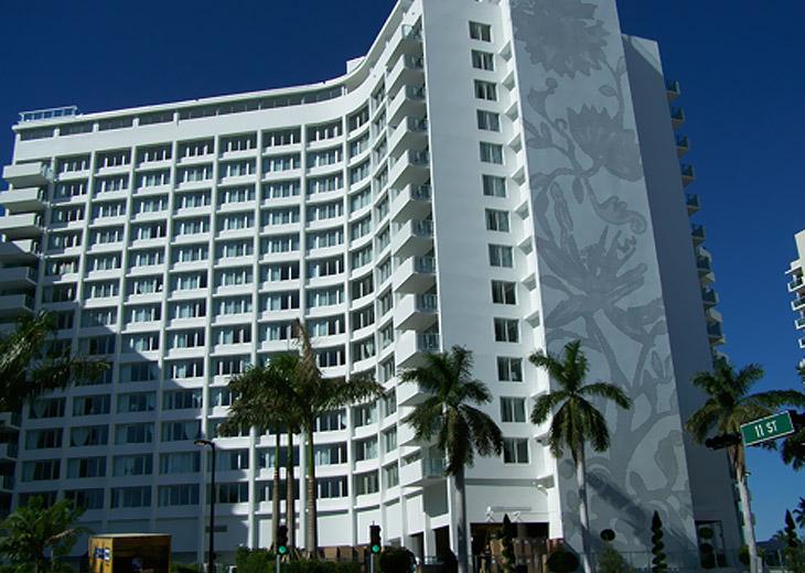 Cheap holiday deals at Mondrian Hotel Miami with netflightscom