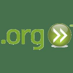 Save on .ORG Domain Name Registration