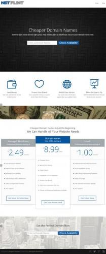 cheaper domains screenshot