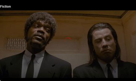 Pulp Fiction disponible sur Netflix France !