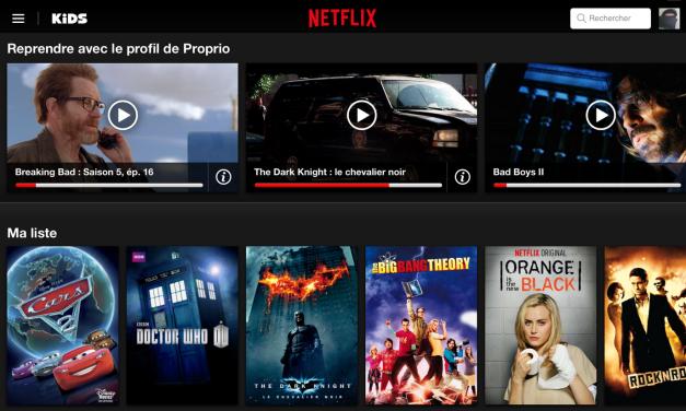 Netflix propose de s'abonner depuis un iPhone