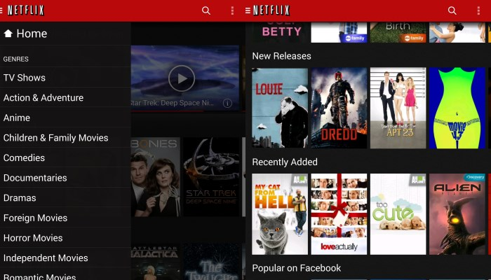 netflix for android Romain Vitt de Phonandroid nous explique pourquoi il sest abonné à Netflix