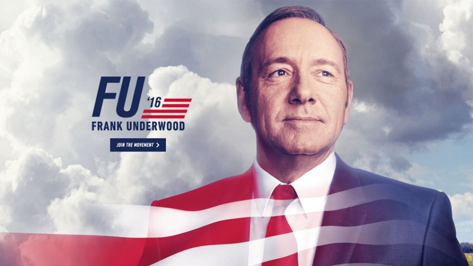 L'intégrale de House of Cards disponible sur Netflix en France !