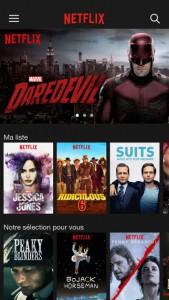 Lauto play et le 3D Touch arrivent sur lapplication Netflix iPhone !
