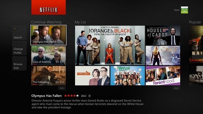 Comment puis-je brancher mon XBOX360 à Netflix
