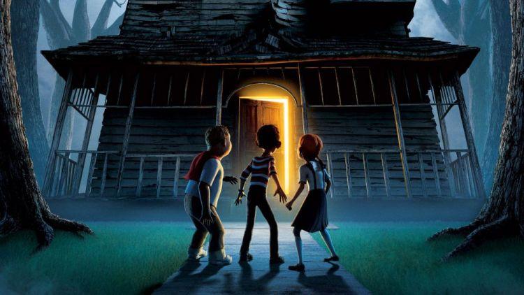 monster house netflix 10 films pour enfants qui donnent (un peu) la chair de poule