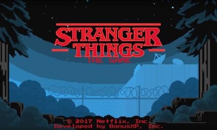 Netflix se la joue Oldschool avec un jeu retro et gratuit à l'effigie de Stranger Things