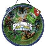 Powerta   LOT30715J0301   housse de transport Skylanders Swap Force pour 3DS/Wii/Xbox   vert/bleu