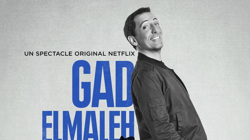 Gad Elmaleh bientôt au commande d'une série sur Netflix