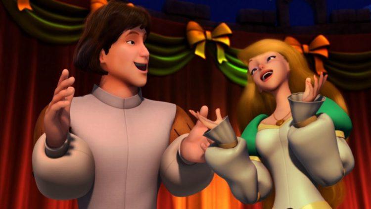 princesse cygne noel enchante 1024x576 La magie de Noël en 6 dessins animés uniquement sur Netflix