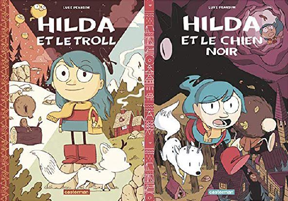 hilda BD netflix 1 Hilda et ses créatures enchantées vous donnent rendez vous sur Netflix