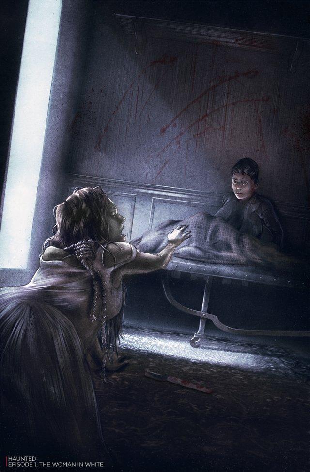 netfix the haunted pheneomenes paranormaux Lirréel : incroyables témoignages hante déjà vos nuits sur Netflix
