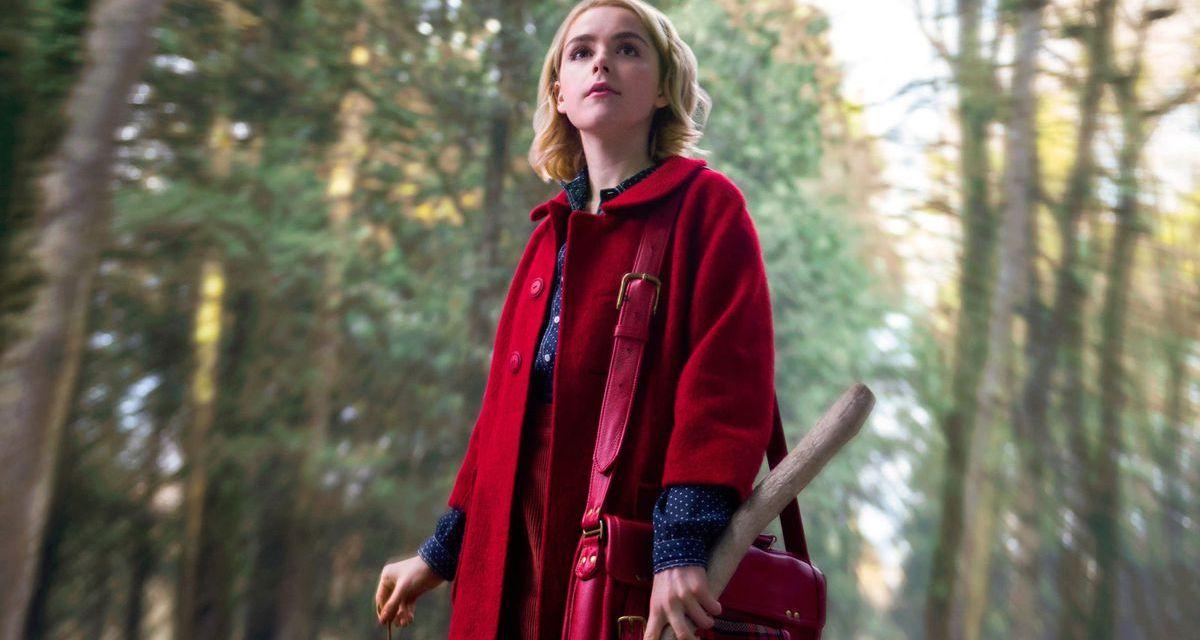Les nouvelles aventures de Sabrina : la sorcière reviendra avant Noël pour un épisode spécial