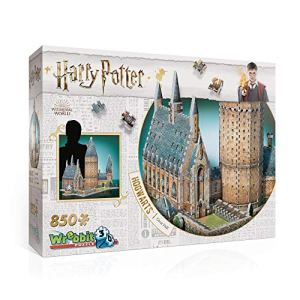 Poudlard-Great-Hall-3D-Puzzle–850-Pieces-0