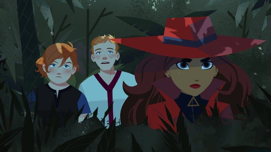 reboot netflix carmen sandiego Les frasques de Carmen Sandiego ramenées à lécran dès janvier 2019 sur Netflix