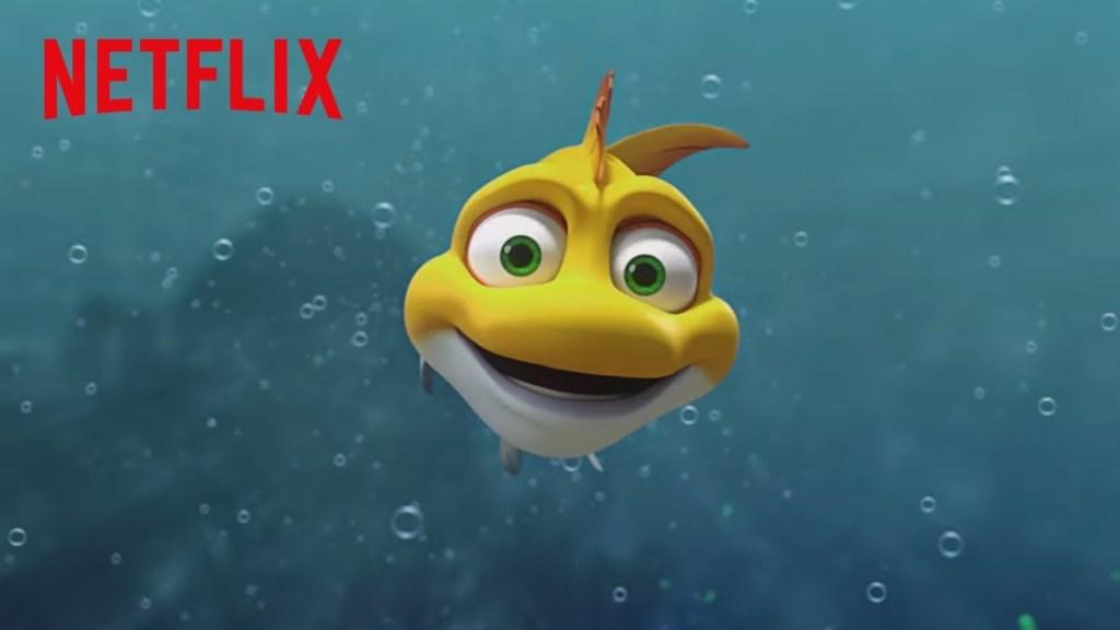 The Kelp Needs Help | Splash and Bubbles | Netflix