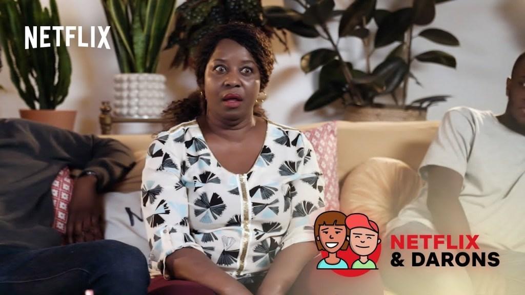 REGARDER SEX EDUCATION AVEC SA MÈRE ? (NETFLIX & DARONS)