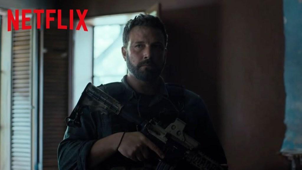 Triple frontière | Bande-annonce officielle 2 [HD] | Netflix