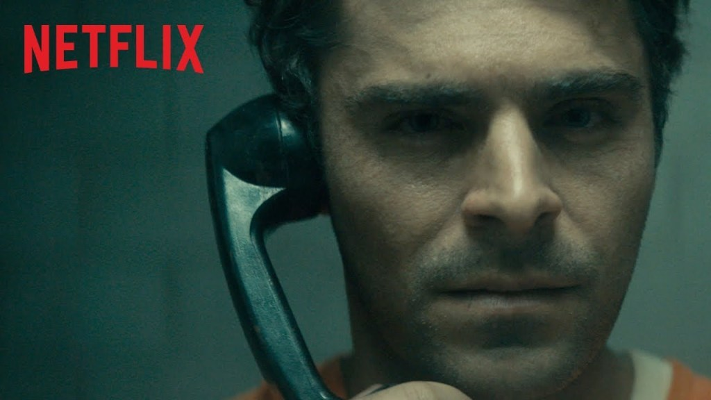 Extremely Wicked, Shockingly Evil and Vile   Bande-annonce officielle [HD]   Netflix
