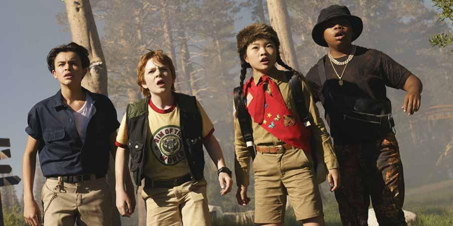 Le bout du monde (Netflix) : un hommage à la pop culture des années 80 … avec des extraterrestres dedans