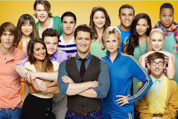 Glee : toutes les saisons de la série musicale bientôt sur Netflix