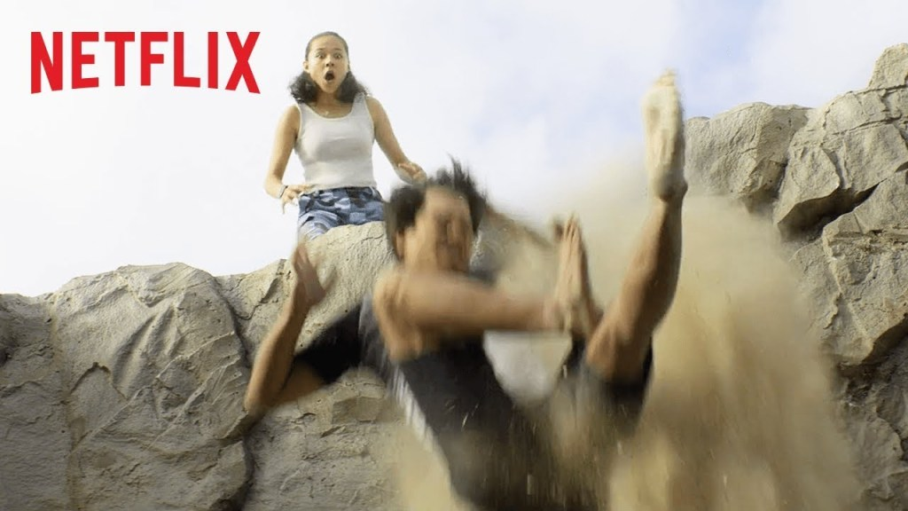 Cliffside Catastrophe | Malibu Rescue: The Series | Netflix