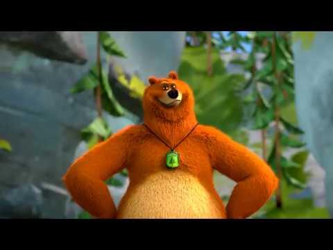 Grizzy-et-les-lemmings-bande-annonce-VO-Netflix
