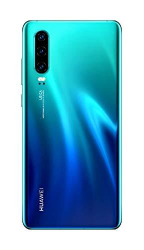 Huawei-P30-Smartphone-dbloqu-4G-61-pouces-6128Go-Double-Nano-SIM-Android-91-Bleu-aurora-0-0