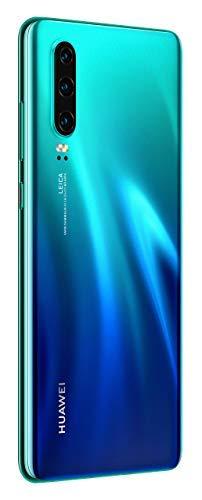 Huawei-P30-Smartphone-dbloqu-4G-61-pouces-6128Go-Double-Nano-SIM-Android-91-Bleu-aurora-0-3