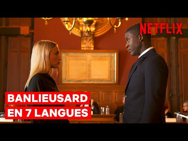 BANLIEUSARD EN 7 LANGUES I BANLIEUSARD