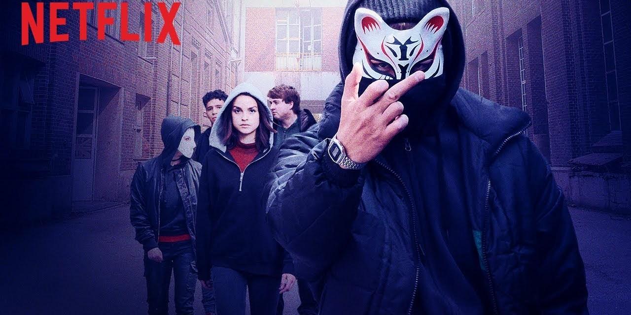 Nous, la vague : la nouvelle teen série se révolte sur Netflix