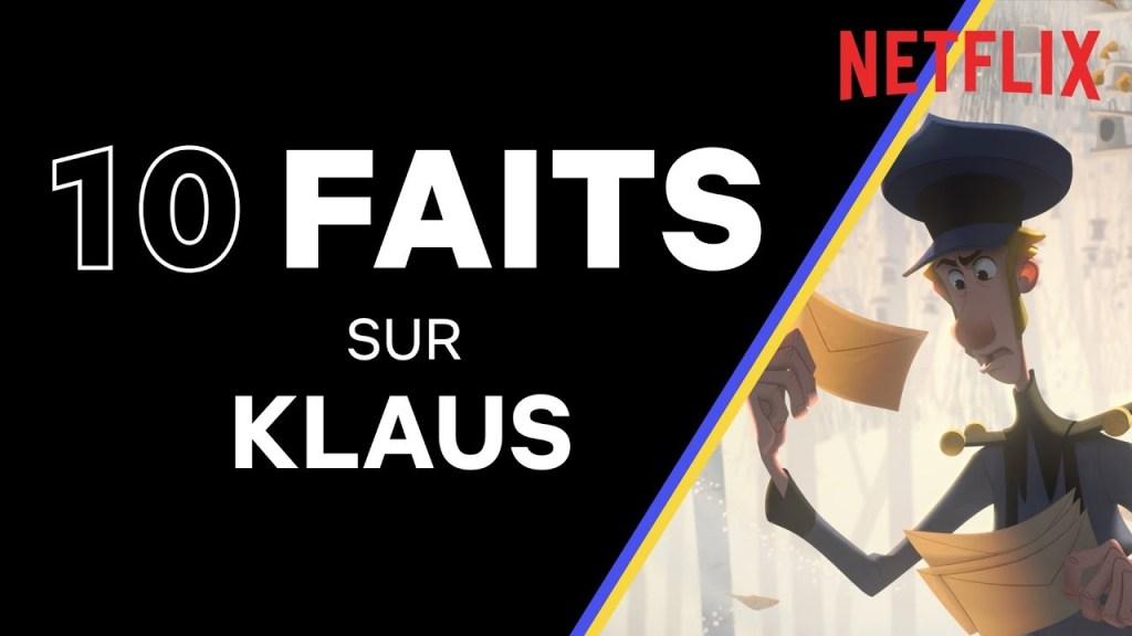 10 FAITS SUR… Klaus | Netflix France