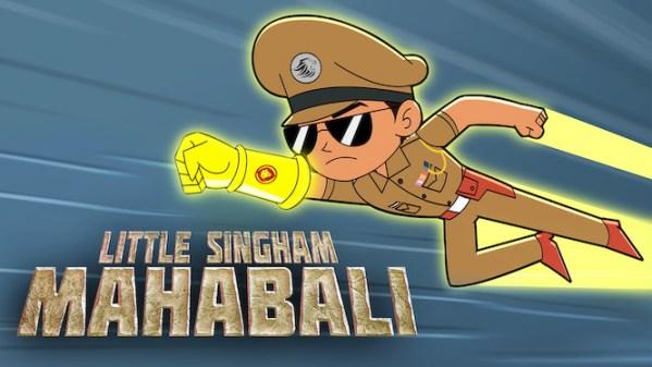 Little Singham: Mahabali