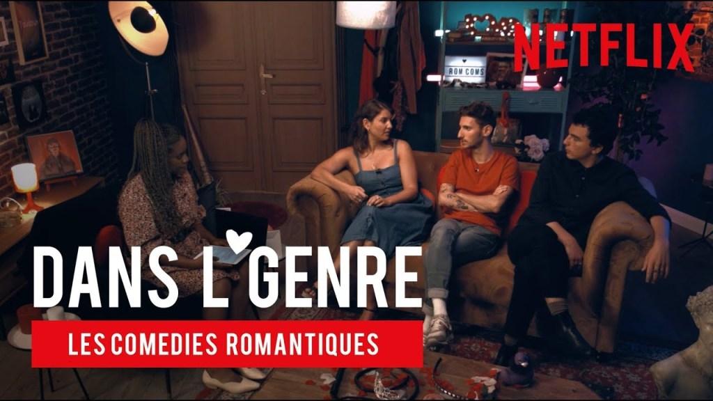 DANS L'GENRE I Édition Rom Com 💕avec Jennifer Padjemi I Netflix France